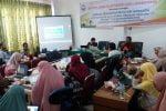 Tingkatkan Mutu Kampus, IAIN Lhokseumawe Bekerjasama dengan LPM IAIN Surakarta
